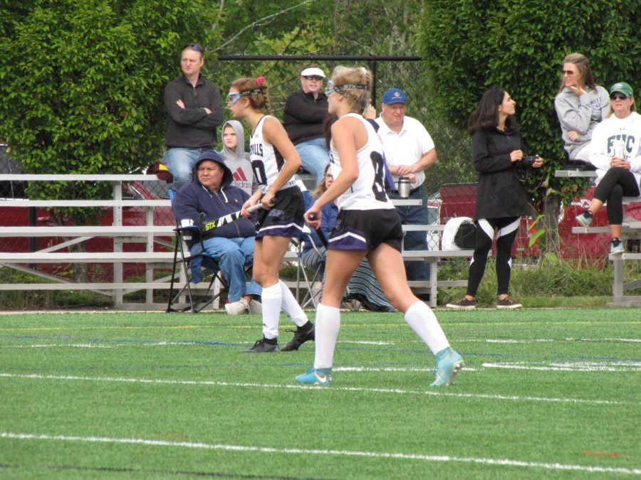 Girls+varsity+field+hockey+takes+a+loss+to+Pioneer+High+6-0