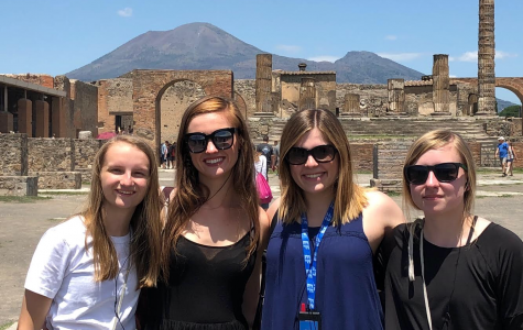 Students broaden their horizons while traveling Italy