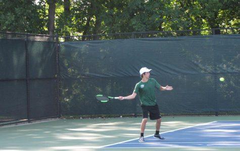 Boys varsity tennis team places second in Regionals