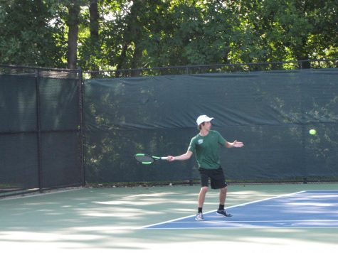Boys JV tennis defeats Northview 6-4 as young stars shine