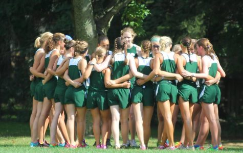 Both cross country teams secure second place at OK White Jamboree #1
