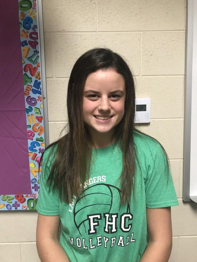 Player Profile: Lilly Vanskiver