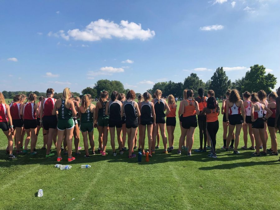 FHC cross country has a decent performance at Cougar Falcon Invite