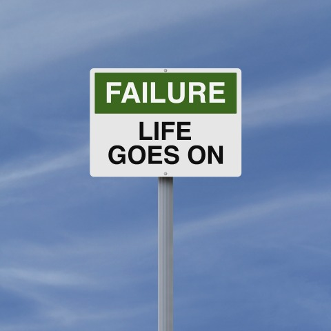 Failure shouldn't be feared