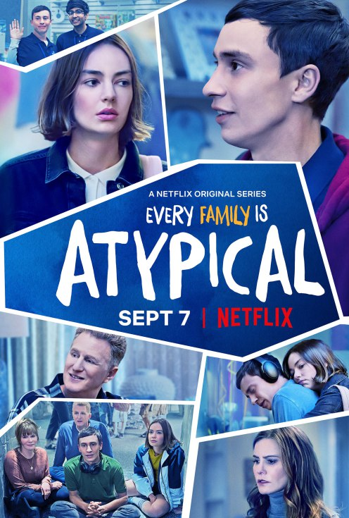Netflix original Atypical returns for another heartfelt season