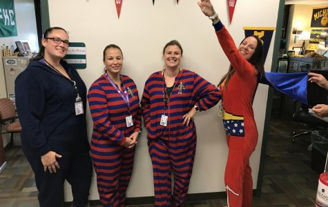 Homecoming Spirit Week 2018 - Day 1: Pajama Day