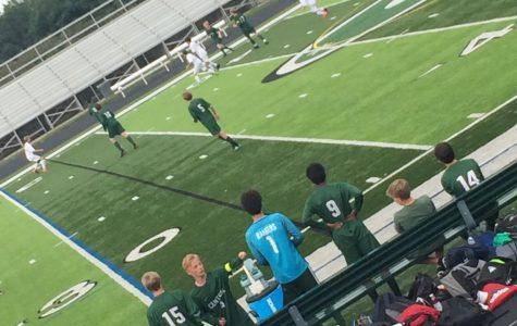 Boys JV soccer ties against Northview 2-2