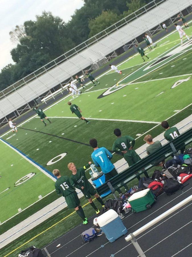 Boys+JV+soccer+ties+against+Northview+2-2
