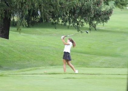 Girls varsity golf takes third at Reeths Puffer Invite