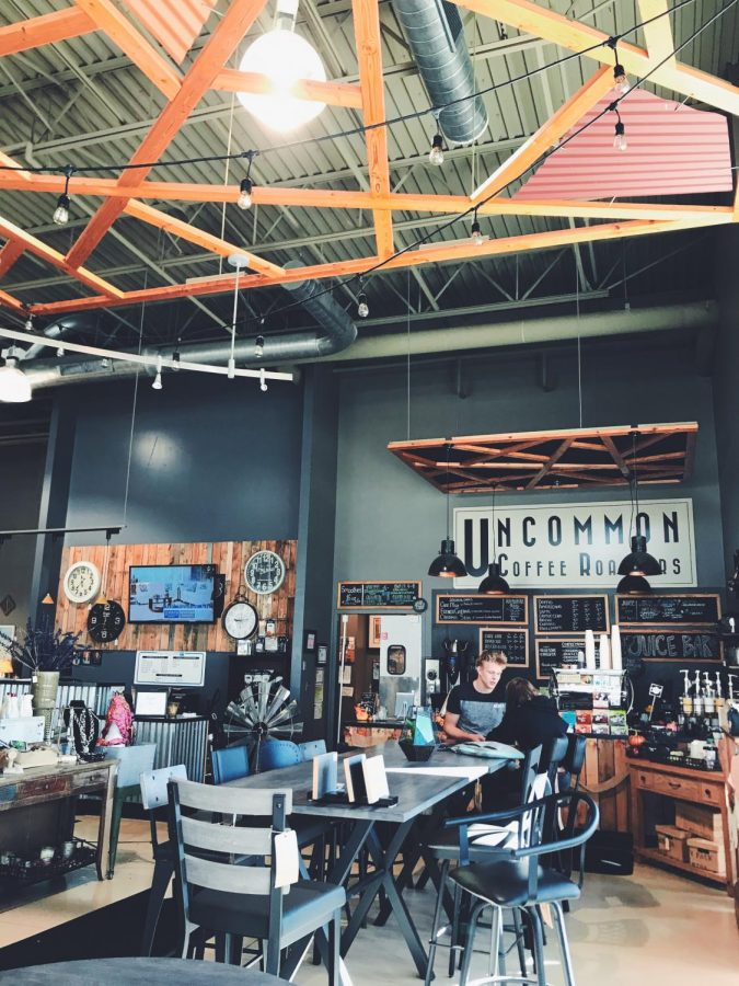 My+visit+to+Uncommon+Grounds+Coffee+Roasters+took+a+surprising+turn