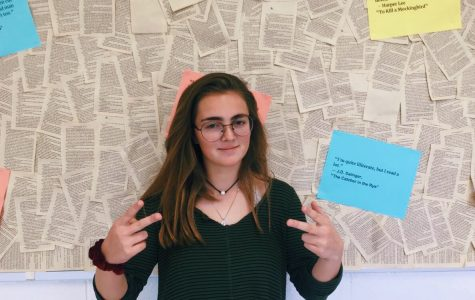 Humans of FHC: Dana Kistler
