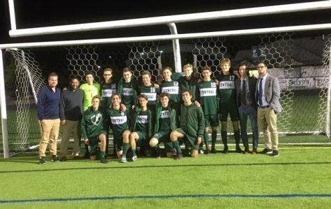 Boys Varsity Soccer cruises past Ottawa Hills 7-0