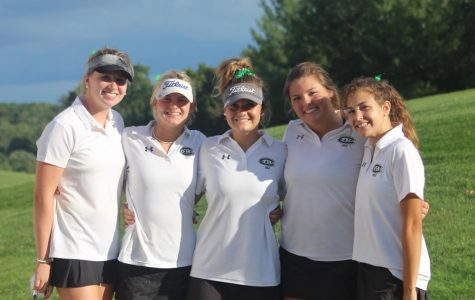 Successful season for girls varsity golf ends, talented returning players bring high hopes for next year