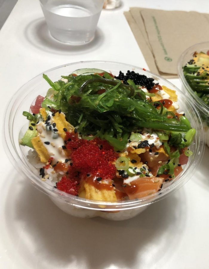 Wikiwiki Poke Shop brings unique food to Grand Rapids