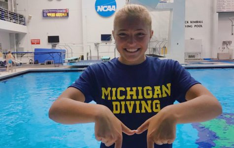 Anna Hansen pursues her dreams in Indiana and at University of Michigan