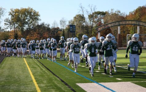 Freshman and JV football combine for thrilling season-ending victory over Greenville 48-20