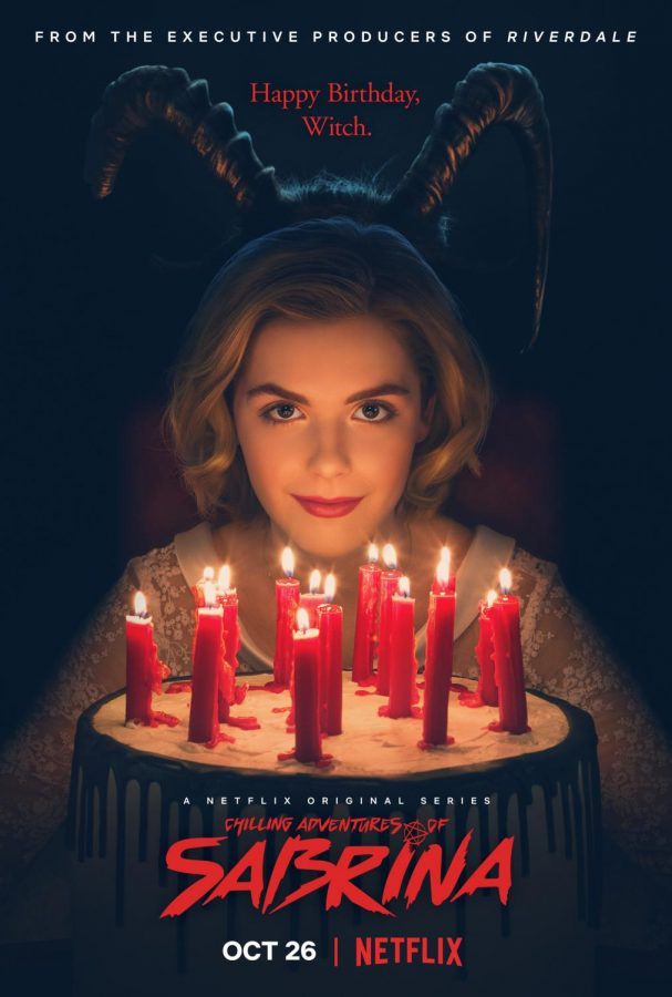 The Chilling Adventures of Sabrina revitalizes an old story with some spooky twists