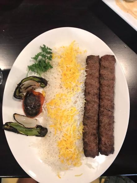 Restaurant Shiraz is an enlightening treat