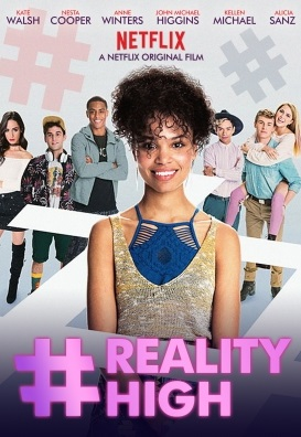 #RealityHigh is a painfully cheesy flop