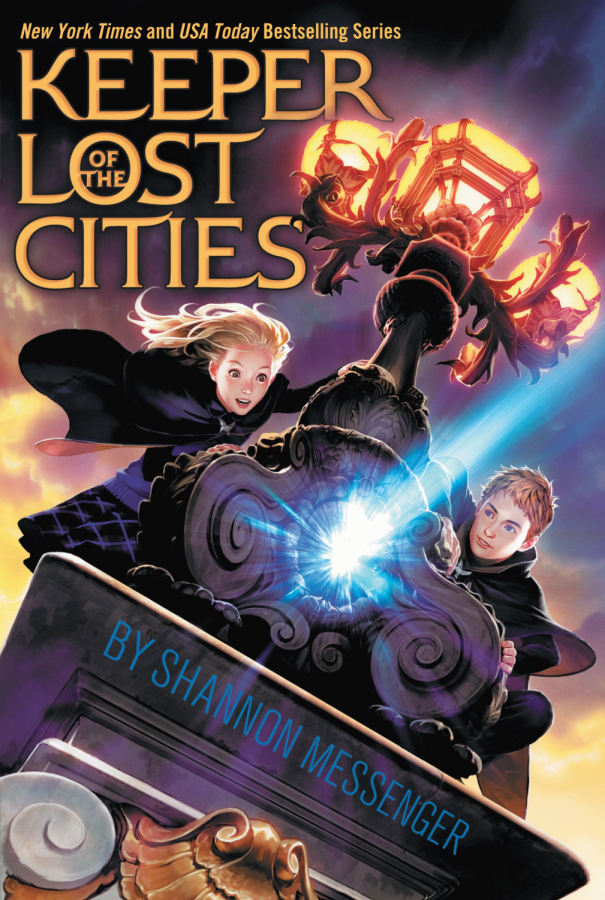 Keeper of the Lost Cities is an enjoyable story that never fails to make me smile