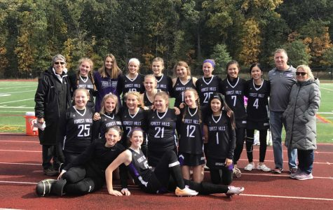 JV field hockey has solid season overall