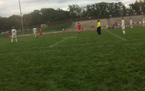 JV soccer hits buzzer-beater to win final game over Lowell 3-2