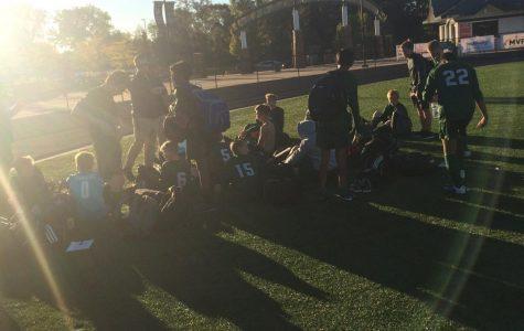 Boys JV soccer takes the win over Ottawa Hills 4-1