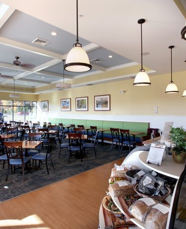 Manna Café is a fresh new look on a typical American breakfast