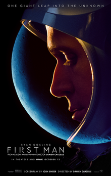 First Man showcases some of Hollywood's finest talents, but is a bit underwhelming overall