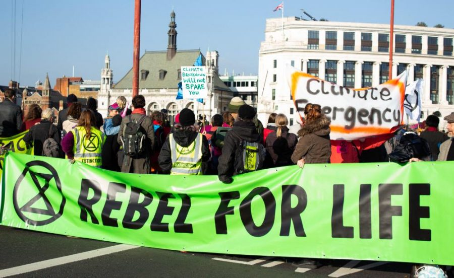 The+Extinction+Rebellion+proves+that+climate+change+is+imminent+and+prevalent