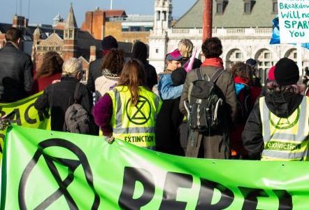 The Extinction Rebellion proves that climate change is imminent and prevalent