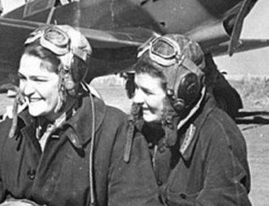 I aspire to be like the Night Witches
