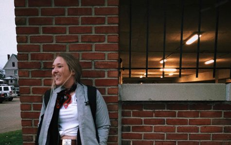 Hannah Kos makes her way towards a future of helping people