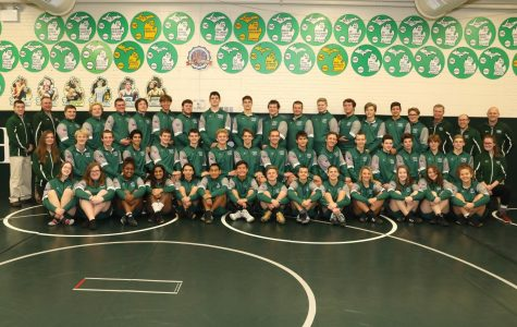 Loss of talented seniors leads varsity wrestling into new era