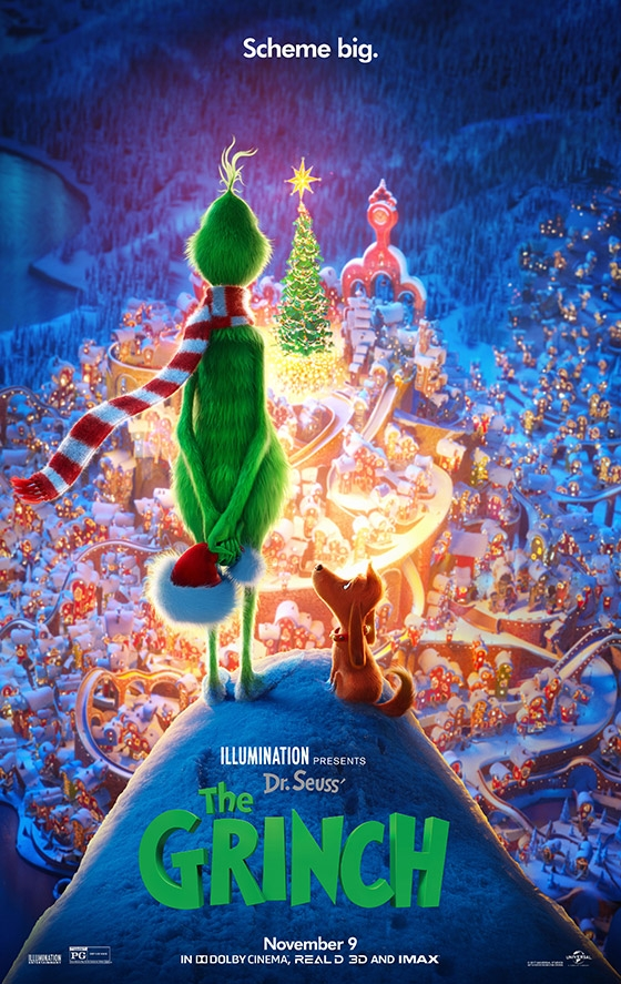 The new Grinch movie is immensely disappointing