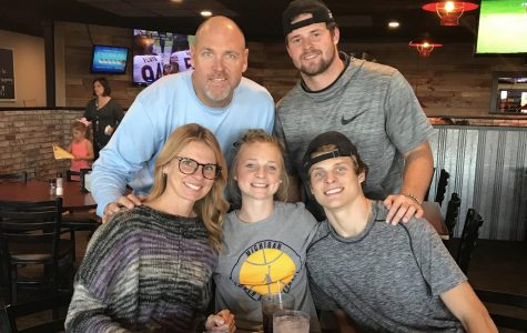 Tate Hallock is living his best life through his journey with sports