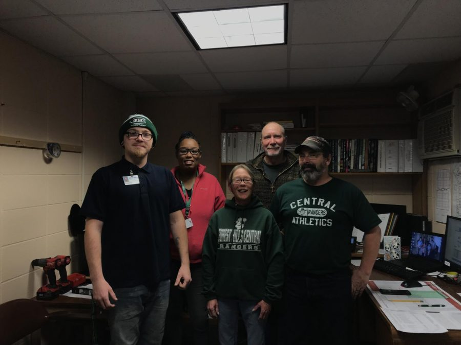 Unsung heroes of FHC: the custodial staff