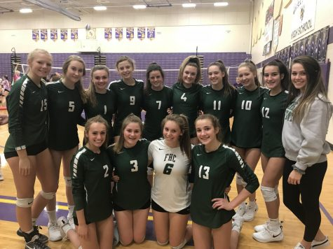 Varsity volleyball goes 1-3 at Grand Rapids Christian tournament