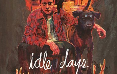 Idle Days is a brilliant debut graphic novel from Thomas Desaulniers-Brousseau