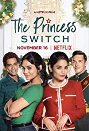 The Princess Switch uses every cliche to build a holiday love story
