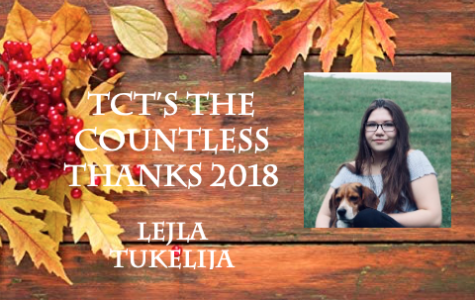 TCT's The Countless Thanks 2018: Lejla Tukelija