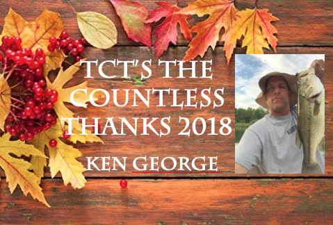 TCTs The Countless Thanks 2018: Ken George
