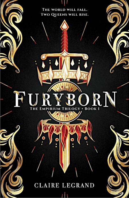 Furyborn was a ferociously good read