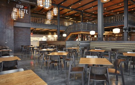 New Holland Brewing Company is a new look on your average meals