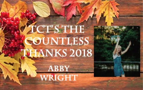 TCT's The Countless Thanks 2018: Abby Wright