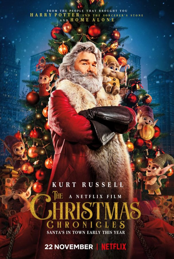 The Christmas Chronicles is a refresher from other cliche Christmas movies