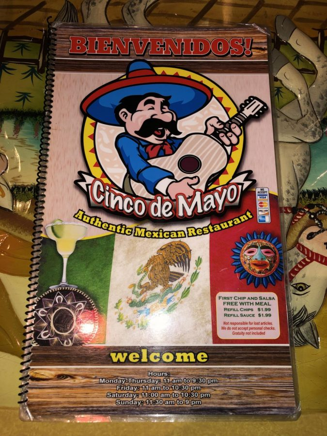 Cinco de Mayo brings customers personalized, authentic Mexican food and environment