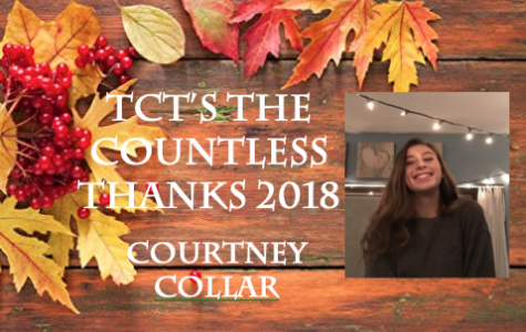 TCT's The Countless Thanks 2018: Courtney Collar