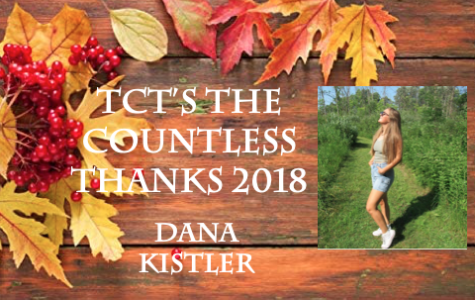 TCT's The Countless Thanks 2018: Dana Kistler