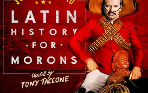 John Leguizamo's Latin History for Morons wasn't what I expected